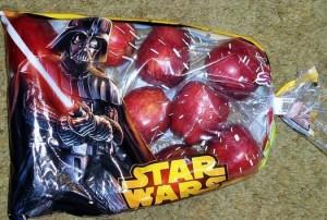 star wars apples