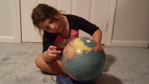 Keeping Her World Small